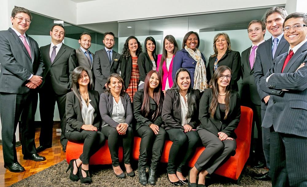 ALA La Firma - Foto de Grupo de los Abogados